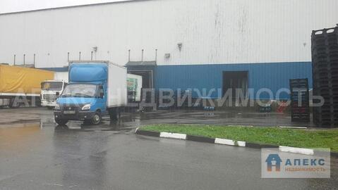 Аренда склада пл. 4000 м2 Видное Каширское шоссе в складском комплексе - Фото 2