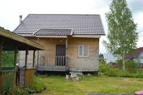 Продам участок с домом - Фото 1