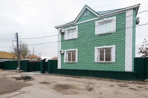 Коттедж в Астрахани в пешей доступности от Волги. - Фото 1