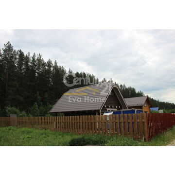 Дом из оцилиндрованного бревна. Для круглогодичного проживания. - Фото 4