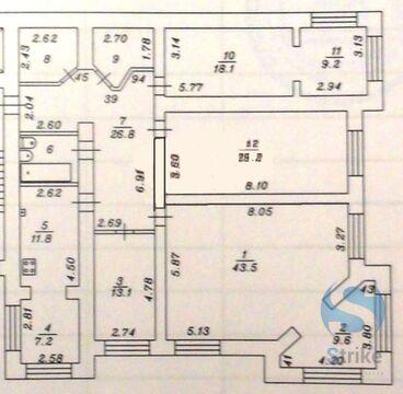 Продажа квартиры, Тюмень, Ул. Валерии Гнаровской - Фото 1