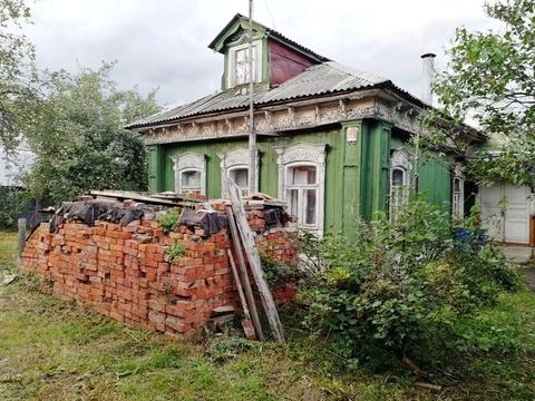 Продается дом с участком д.Верея - Фото 1