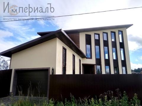 Каменный дом оригинального дизайна со всеми коммуникациями! - Фото 4