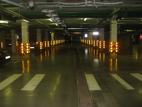 """Машиноместо в подземном паркинге ЖК """"Миракс парк"""" - Фото 1"""