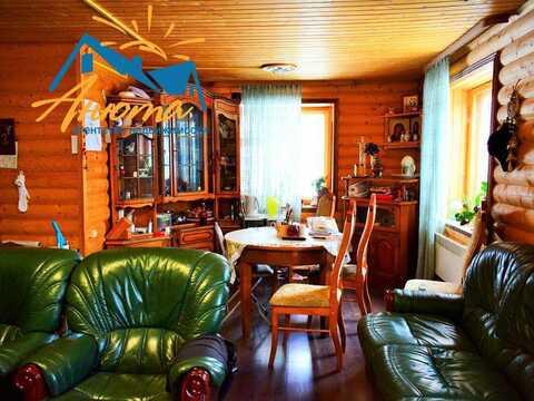 Продается дом с баней в деревне Папино Жуковского района - Фото 3