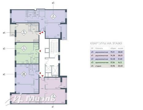 Продажа квартиры, м. Аэропорт, Ул. Викторенко - Фото 5
