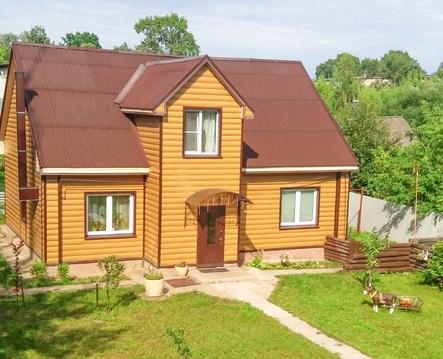 Продам дом (коттедж) с отличным ремонтом по ул.К.Либкнехта г.Кимры - Фото 1