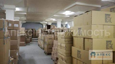Аренда помещения пл. 4000 м2 под склад, аптечный склад, м. Царицыно в . - Фото 1
