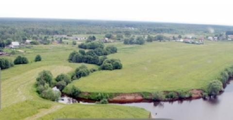 Участок 67 Га на 1 береговой линии р. Волга, ИЖС, д. Поддубье - Фото 2