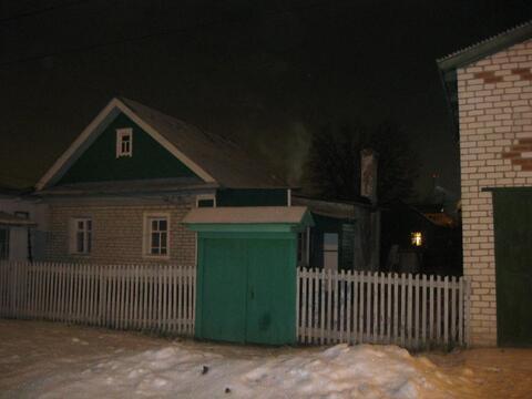 Кленовая 3-я 38 дербышки советский полдома и гараж двухэтажный - Фото 4
