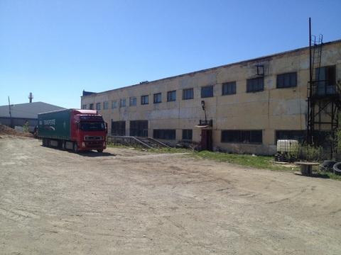Продается производственное здание с земельным участком - Фото 2