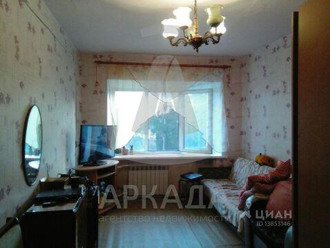 Продажа комнаты, Боровский, Тюменский район, Ул. Вокзальная - Фото 2