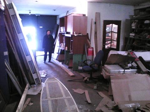 Сдам отапливаемый склад 76 кв.м. - Фото 1