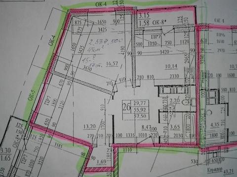 Продажа квартиры, Колпино, м. Рыбацкое, Лагерное ш. - Фото 2