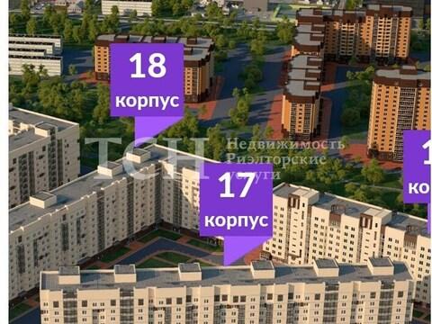 Квартира-студия, Мебельной фабрики, ул Рассветная, к17 - Фото 1
