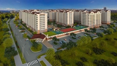 Продажа 1 ком/квартиры в новом Жилом Комплексе в бухте Омега - Фото 1