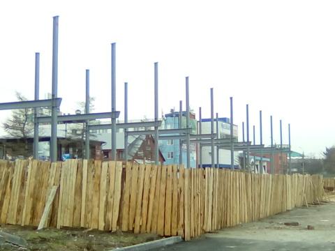Продам строящийся торгово-развлекательный центр по ул. 8 марта - Фото 1
