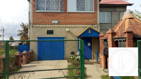 Дом ул Тенистая 3 - Фото 1