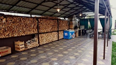 Жилой дом 200 кв.м. на участке 9 сот. в п. Малино, Ступинского района - Фото 4