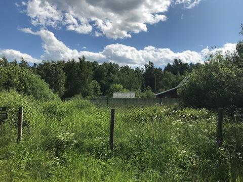 Дачный участок близ д.Благовещенье - Фото 2
