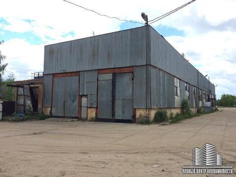 Аренда складских/производственных помещений 960 кв.м, д. Митькино - Фото 1