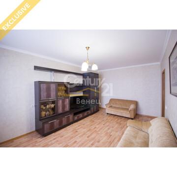 2-комнатная квартира с автономным отоплением в Северной части города! - Фото 3