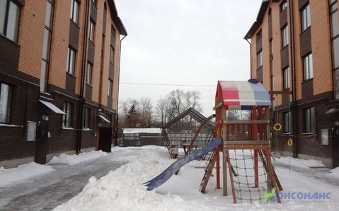 Однокомнатная квартира на ул. Кирпичная, 1 - Фото 1