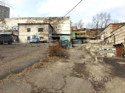 Производственное помещение в Красноярский край, Красноярск ул. . - Фото 1
