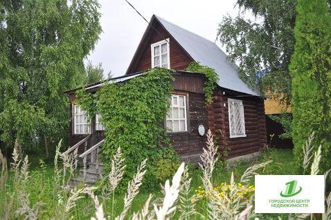 Дача в СНТ рядом с.Фаустово - Фото 1