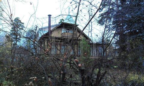 Дом из бревна 90 м2, на участке 9 соток, Ярославское шоссе, 14 км от . - Фото 4