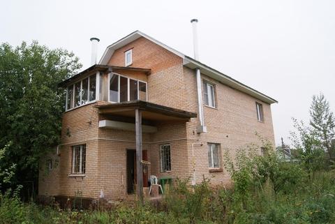 Дом 240 кв.м, Участок 11 сот. , Волоколамское ш, 15 км. от МКАД. - Фото 1