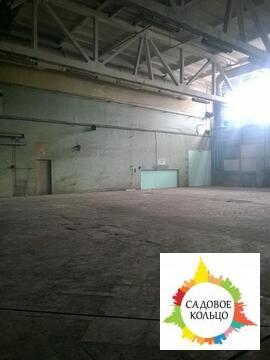 Аренда помещения под склад 3 342 кв.м под склад, теплый ну не отаплив - Фото 3
