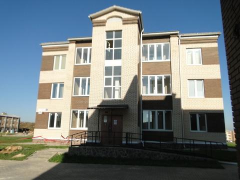 Продается 3-х комнатная квартира в ЖК Борисоглебское - Фото 1