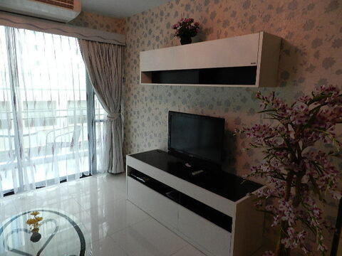 Апартаменты 2 комнаты для 4 человек. Пляж Джомтьен - Фото 4