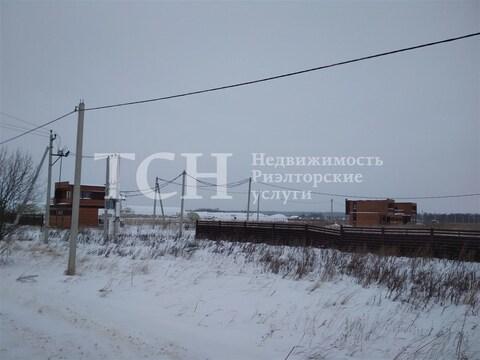 Участок, Шаховской, дер Юрьево - Фото 1