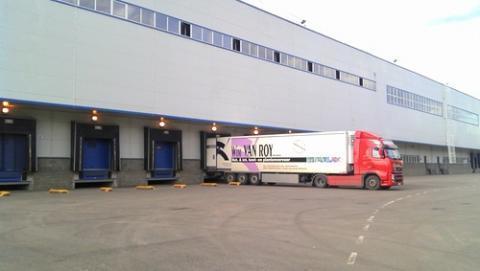 Аренда склада класса «а», Рязанское шоссе, 10 км от МКАД - Фото 1