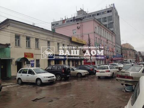 Торговое помещение по адресу г. Тула, ул. Каминского, д. 19б - Фото 1