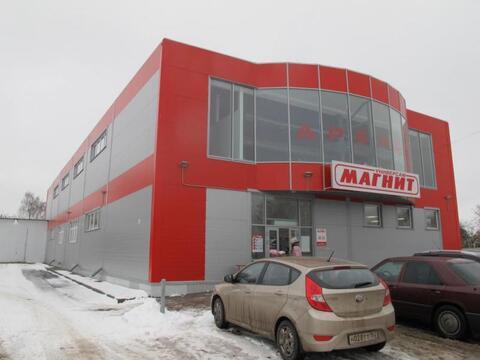 Продажа арендного бизнеса 630 кв.м, Юрьев-Польский - Фото 5