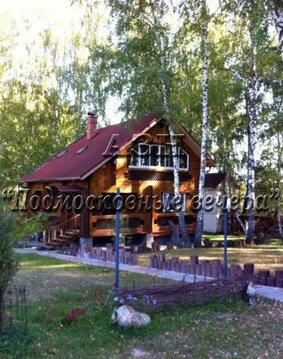 Симферопольское ш. 55 км от МКАД, Поповка, Дом 112 кв. м - Фото 1