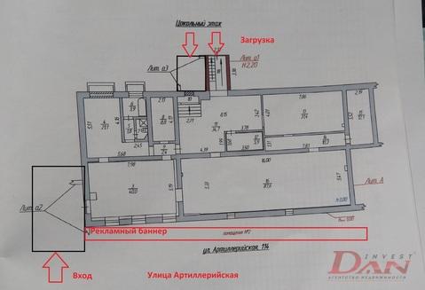 Коммерческая недвижимость, ул. Артиллерийская, д.114 - Фото 5