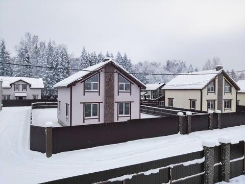 Продаётся новый дом 155 кв.м с участком 8 соток - 35 км от МКАД - Фото 2