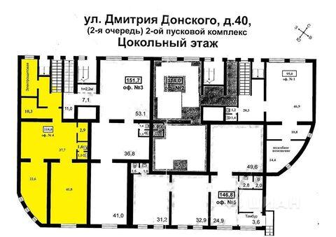 Продажа офиса, Тверь, Ул. Дмитрия Донского - Фото 1