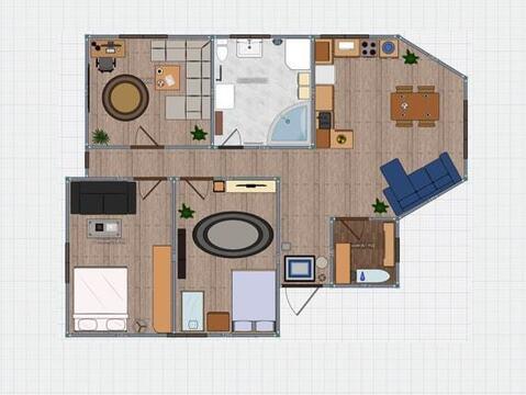 Продается дом 63м2, ул. Камышовая. - Фото 2