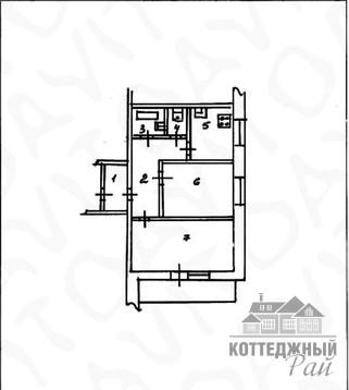 Продажа 2-х комнатной квартиры 50 кв. м Волотовская, дом 10 - Фото 2