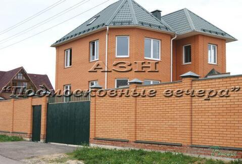 Каширское ш. 19 км от МКАД, Авдотьино, Коттедж 250 кв. м - Фото 1