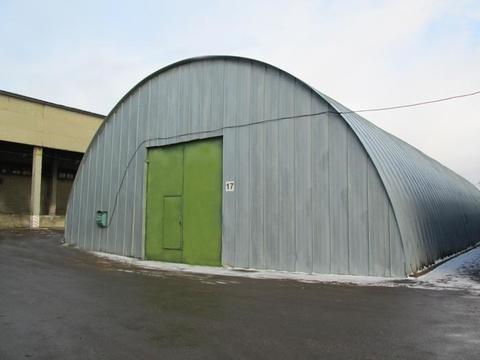 Под склад, неотапл, площ: от 500 м2, выс.: 5 м, огорож. /охран. терр. - Фото 4