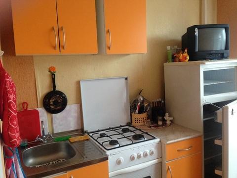 Продается 2-комнатная квартира на 4-м этаже 5-этажного панельного дома - Фото 1