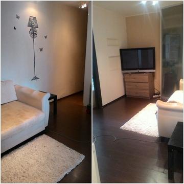 1 комнатная квартира с ремонтом - Фото 1