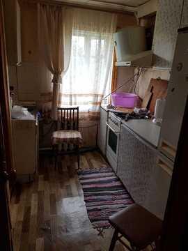 Продаю долю дома в Пушкинском р-не, п. Правдинский - Фото 5