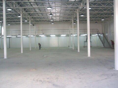 Сдается новый склад 576 кв. м Класс А - Фото 5